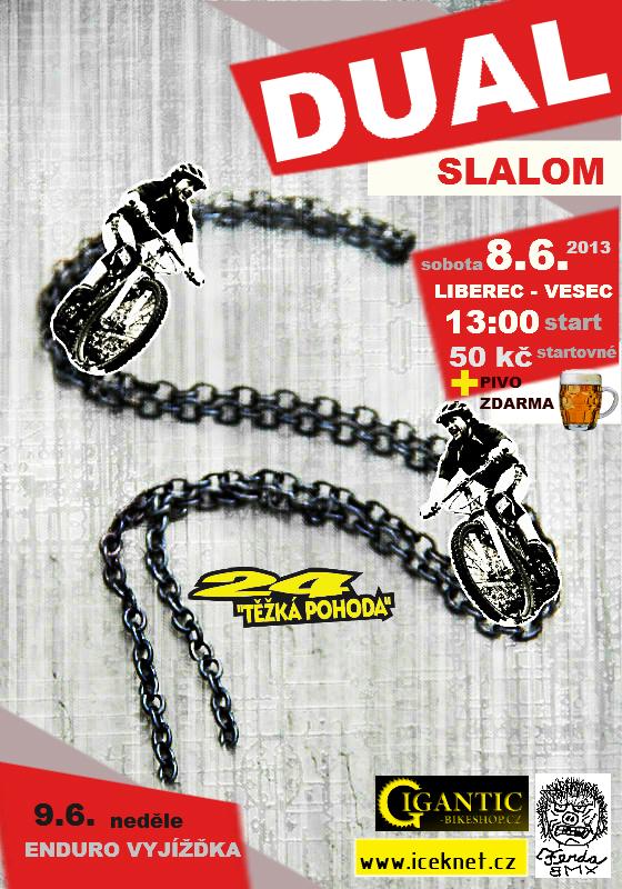 DUAL Vesec poster